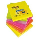 "PB014A - NOTES ADHESIVES 75 X 75 EN ""Z"""